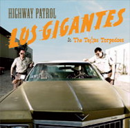 CD-Cover Los Gigantes